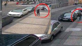 VIDEO: Tvrdý zákrok policisty proti zloději aut (44). Vykradl jich desítky