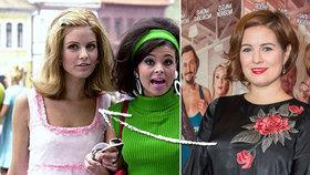 Tak se změnila Rebelka Norisová: Od křehké blondýnky po oplácanou maminku!