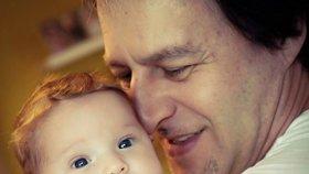 Pavol Habera se pochlubil nejmladším členem rodiny! Tohle je Elisabeth