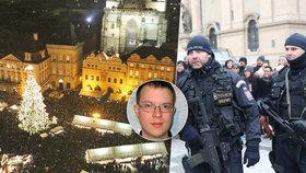 Útok v Česku? Je to otázka času, policie nemůže být všude, tvrdí expert