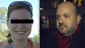 Manžel zabité Češky na místě teroru: Odhalil, proč zveřejnil její jméno