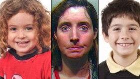 Štědrovečerní zázrak: Po devíti dnech se našla pohřešovaná matka a její dvě děti