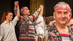 Donutil se loučil s Národním divadlem: Oči plné slz a dvacetiminutový potlesk