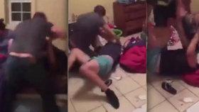 Souboj mužských samců: Paroháč nachytal ženu s milencem v posteli, zbil ho a šlápl mu na hlavu
