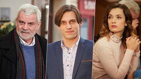 Novinky v Ulici i Ordinaci: Vrací se staré postavy, přichází mladé krásky i pohlední fešáci!