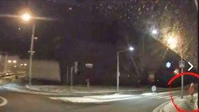 Po Novém Jičíně běhala o půlnoci v mrazu malá holčička: Hledala maminku