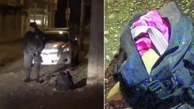 V pohozené tašce našli tělo holčičky (†8): Někdo ji znásilnil a zavraždil