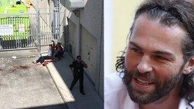 Útok na »Jágrově« letišti na Floridě: Střelec vytáhl zbraň z kufru a zabil pět lidí