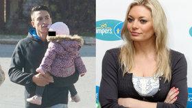Michal Hrdlička o dceři, kterou má s Borhyovou! Je po mamince?