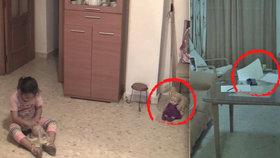 Dívku terorizuje poltergeist! Děsí ji panenkou a hází po ní věci