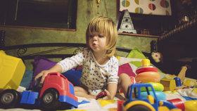 Máte hyperaktivní dítě? Mohou za to i laciné hračky s toxiny, varují ekologové