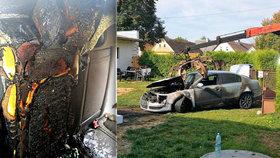 Rodině z Plzně vyhrožuje a už měsíce zapaluje majetek žhář: Za dopadení viníka nabízí odměnu 50 000!
