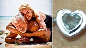 Zpěvák Milan Drobný (72): Z přítelkyně Dany (59) udělal snoubenku!
