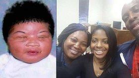 Dívka, která byla před 18 lety unesena z porodnice: Poprvé se setkala s rodiči!