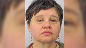 Policie pátrá po duševně nemocné Dagmar (41). Může být agresivní