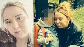 Mladou matku (†23) falešně obvinili, že chtěla zabít dítě: Předávkovala se