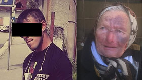 Pavel (24) brutálně zmlátil bezbrannou stařenku (86): Chtěl ji okrást o peníze