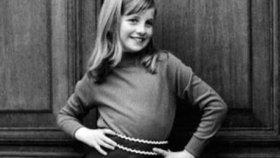 Zavzpomínejte: Snímky z dětství princezny Diany, které jste ještě neviděli