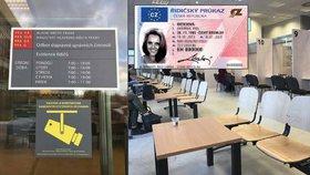 Řidičák Pražanům vymění na Pankráci: Poradíme, jak nepřijít o nervy, čas i peníze