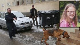 Nová naděje v případu zmizelé Míši: Německý hledací pes zachytil dívčinu stopu!