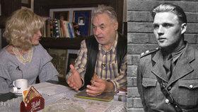 Synovec atentátníka na Heydricha Vratislav Ebr: Narodil jsem se v cele!