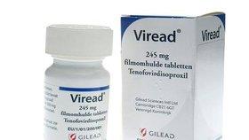 Pozor, padělky léku na HIV v Česku: Kontroloři varují infikované