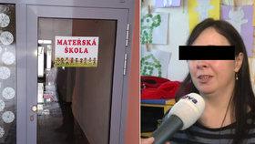 Učitelky měly chlapce (5) polévat studenou vodou: Nic takového se nedělo, tvrdí jedna z nich