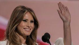 Melania Trump: Od kariéristky a úspěšné modelky k nevýrazné první dámě