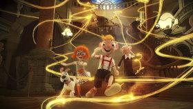 VIDEO: Animovaný film Hurvínek a kouzelné muzeum míří do kin. První ukázka
