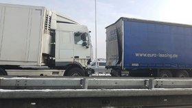 Kamiony bez řidiče? Britové začnou testovat první samořídící soupravy