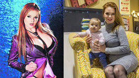 Pornohvězda Tarra White: Zhubla 20 kilo a ukázala dceru!