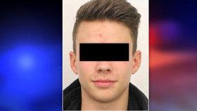 Hledaného Jirku (16) konečně našli: Skončil v rukou kriminálky