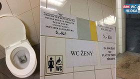 WC hlídka na Palmovce: Jen mytí rukou na záchodcích v metru se nevyplatí!