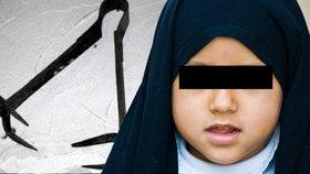 Džihádistky z ISIS umučily malou holčičku (†10): Použily na ni brutální »kousač«!