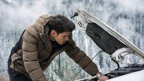 Co si pohlídat, aby vůz přežil zimu?