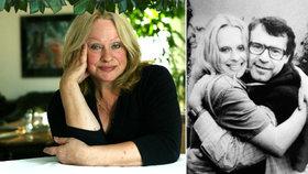 Druhá žena Formana Věra Křesadlová: Za 30 let jsme se viděli jen čtyřikrát