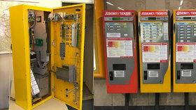 Automat na jízdenky: Jak rozezná mince a co pomáhá místo škrábání?