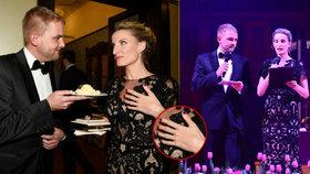 Adela Banášová týden po zásnubách v přímém přenosu: Prsten dala pryč!