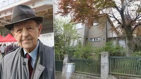 Vila Milouše Jakeše vydala svá tajemství! Podívejte se, jak si žil šéf komunistů