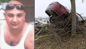 Děsivá nehoda: Saša (†31) si koupil nové auto, první cestu s ním ale nepřežil