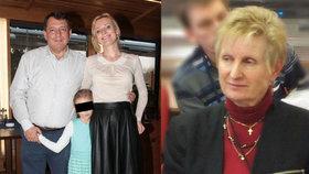 Rozvod Paroubkových a válka o dceru přitížily tchyni: Zradilo ji zdraví!