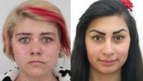 Policie pátrá po dvou nezletilých dívkách: Utekly z diagnostických ústavů
