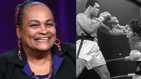 """""""Jsi muslim?"""" Syna a exmanželku boxera Muhammada Aliho nechtěli pustit do USA"""