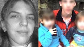Evu (†28) ubodal nebezpečný recidivista: Dcerky na pohřeb nepřišly