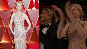 Nicole Kidman to po Oscarech schytala: Potlesk, nebo plácání lachtana?