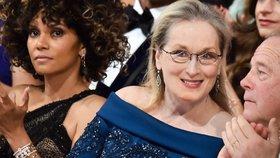 Čím moderátor rozplakal Meryl Streep? Měla šaty od Ivanky Trump?