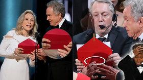 Pravda o trapasu na Oscarech: Bylo to nahrané? Pořadatelé promluvili