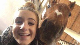 Vivien Babišová na Instagramu: Podívejte se do soukromí dcery Andreje Babiše