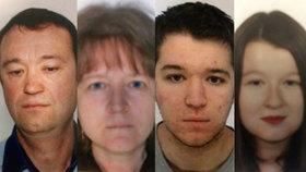 Čtyřčlennou rodinu vyvraždil švagr kvůli zlatým cihlám: Záhadné zmizení rozluštěno