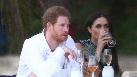Bude to znamenat konec? Princ Harry a jeho Meghan jsou prý příbuzní!